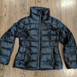 Women's light black jacket